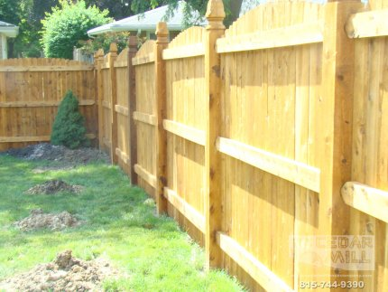 cedar-fence-installed-in-Bolingbrook-Illinois-070