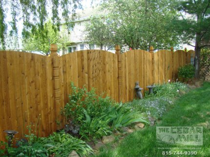 cedar-fence-installed-in-Downers-Grove-Illinois-111
