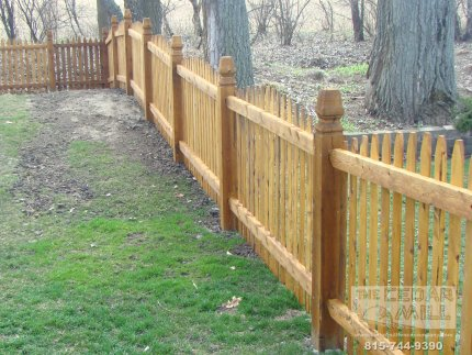 cedar-fence-installed-in-Hinsdale-Illinois-186