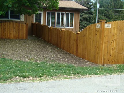 cedar-fence-installed-in-Morris-Illinois-096
