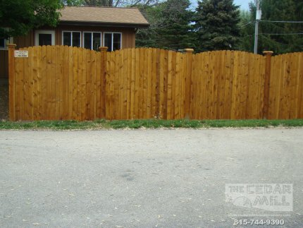 cedar-fence-installed-in-Morris-Illinois-097