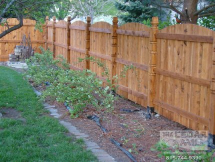 cedar-fence-installed-in-Normal-Illinois-128