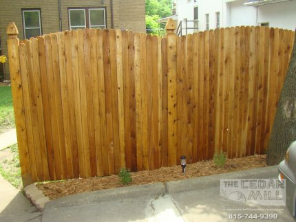 cedar-fence-installed-in-Plainfield-Illinois-151