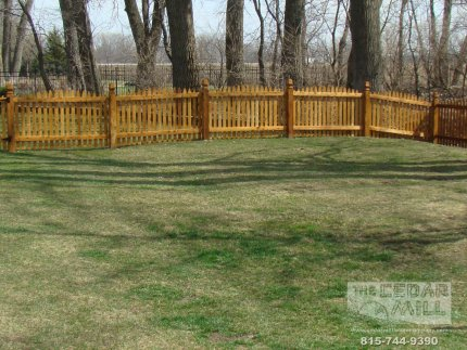 cedar-fence-installed-in-Willowbrook-Illinois-183
